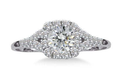 Engagement Ring Collection at Ed White Jewelers